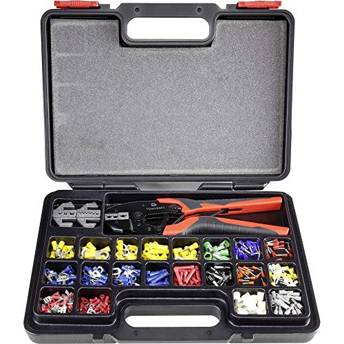 Toolcraft CRIMPZANGEN-Set 439TLG.