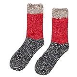 JURTEE Damen Baumwollsocken Dicker Anti Rutsch Korallen Fleece Fußbodensocken Carpet Socks Hält Ihre Füße In Der Kalten Jahreszeit Warm