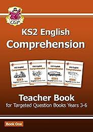 KS2 English Targeted Comprehension: Teacher Book 1, Years 3-6