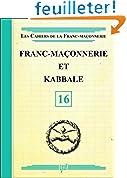 Franc-Maçonnerie et Kabbale - Livret 16