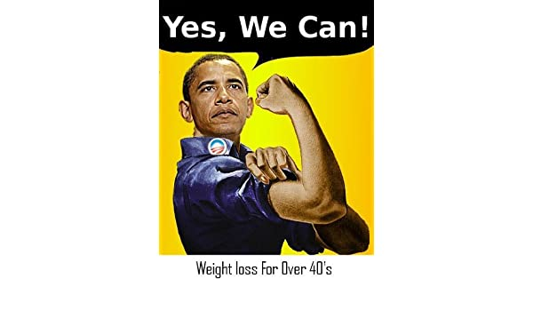 The Yes We Can! Weight Loss for Over 40's