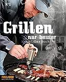 Grillen, nur besser - Das Buch N°1: Elmar Fetscher & Friends bei Amazon kaufen