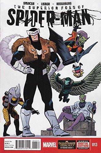 Superior Foes of Spider-Man (Vol 1) # 13 (Ref-1098155027)