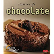 Postres de chocolate (Cocina Ideal)
