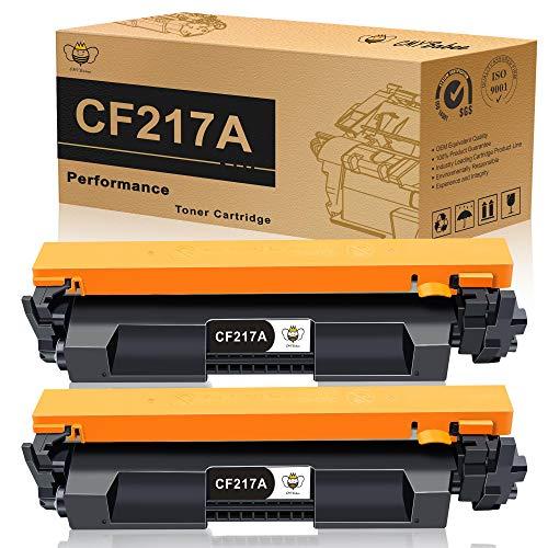 CMYBabee Cartuchos tóner compatibles HP 17A CF217A