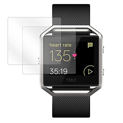 schutzfolie, BoxWave® [ClearTouch Crystal] HD Film Haut-Shields vor Kratzern für Fitbit Blaze ()