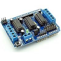 Generic 0826U40KLRA Q L293D Motor Driver/Stepper/Servo Shield for Arduino