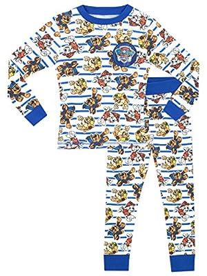 La Patrulla Canina - Pijama para Niños - Paw Patrol - Ajuste Ceñido