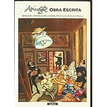 MINGOTE: OBRA ESCRITA.