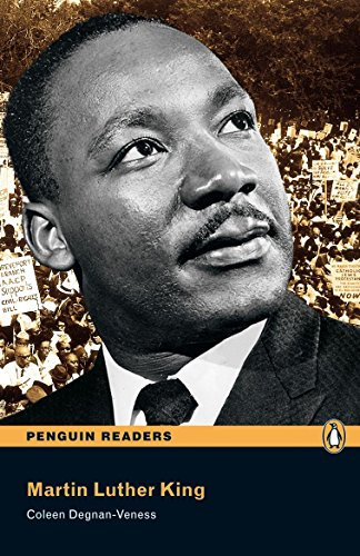 Penguin Readers 3: Martin Luther King Book & MP3 Pack (Pearson English Graded Readers) - 9781447925651