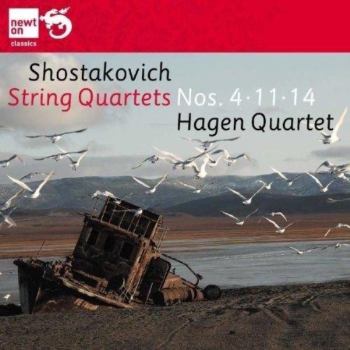 Streichquartette 4,11 & 14