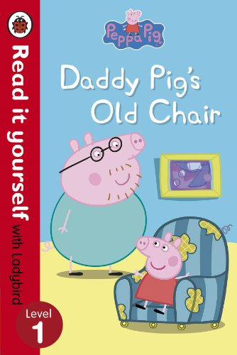 Daddy Pig's old chair.