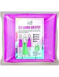Duschdas Pareo Tuch in pink, Gratis beim Kauf ausgewählter Produkte von Axe, Dove, Dove Men+Care, Rexona und Duschdas im Wert von 8 EUR, 1 Stück