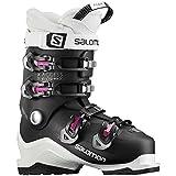 Salomon Damen Skischuhe X Access 60 W Wide schwarz/Weiss (910) 26,5