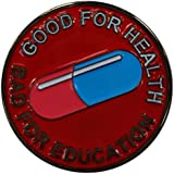 Die Cast Pin Akira Good For Health Bad for Education Cyberpunk Neo-Tokyo Pin Par Titan One Europe