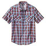 Jack Wolfskin Hemd Shirt FARO. Herren. Biologische Baumwolle. Sehr leicht & kühlend. Gr. L
