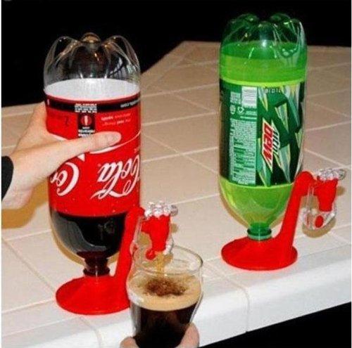Domire Fizz Saver, dispenser per bibite con frigorifero usato  Spedito ovunque in Italia