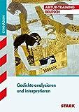 Abitur-Training  Gedichte analysieren u. interpretieren