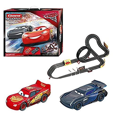 CARS 3 FAST NOT LAST - CARRERA