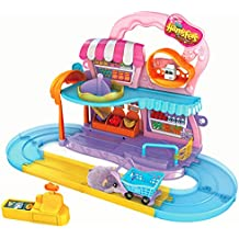 Spin Master - Playset supermercato. Hamsters. 6031572