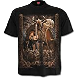 Spiral Celtic Pirates Camiseta Negro M