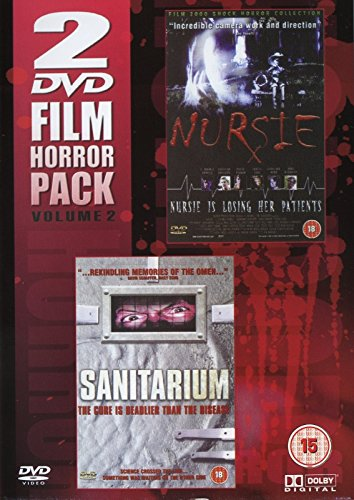 nursie-sanitarium-2-dvd-film-horror-pack