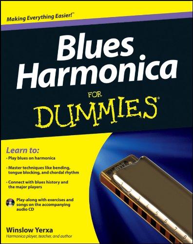 Blues Harmonica For Dummies (Darüber Hinaus Bars)