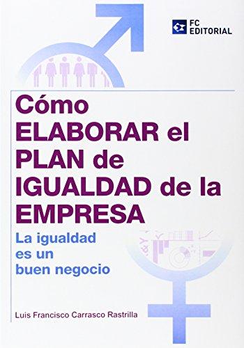 Libro Plan de igualdad en la empresa