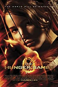 The Hunger Games Katniss Everdeen (Movie Poster (Taille :  91 x 61 cm) (Poster & Strip Lot)