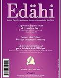 Boletín Científico - EDÄHI No. 4