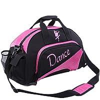 Bolsa de Baile niña ballet danza hermosa bolso danza zapato bolsa (B-1)