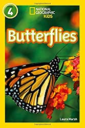 Butterflies: Level 4 (National Geographic Readers)