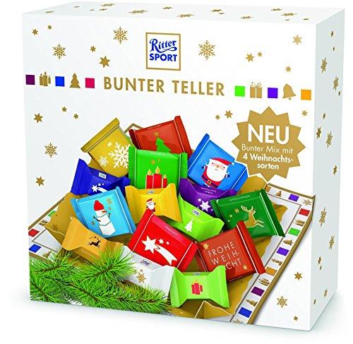 Ritter Sport Bunter Teller, 230 g