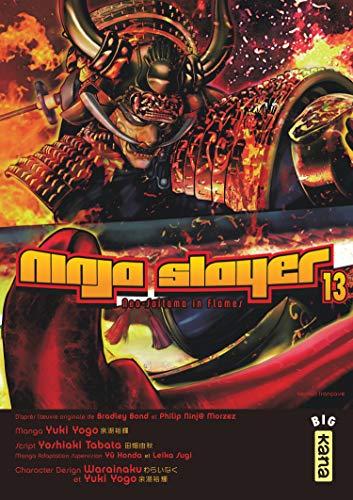 Ninja Slayer Edition simple Tome 13