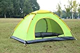 #10: Kihika Brand New UV Waterproof Hiking Tents Outdoor Camping Tent with Carry Bag Pack Outdoor camping+Any One Gift Free As seen In image (3/4-person-tent)