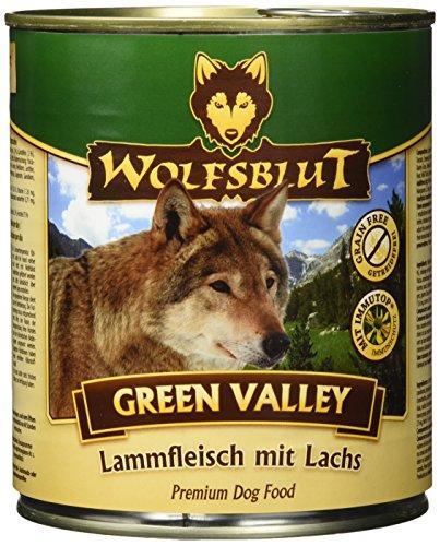 Wolfsblut Green Valley, 6er Pack (6 x 800 - Wolfsblut 800g Nassfutter