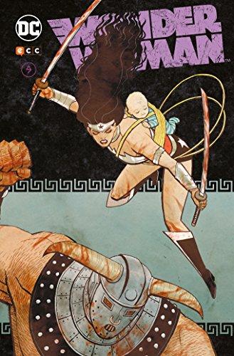 Coleccionable Wonder Woman 09 por From Ecc Ediciones