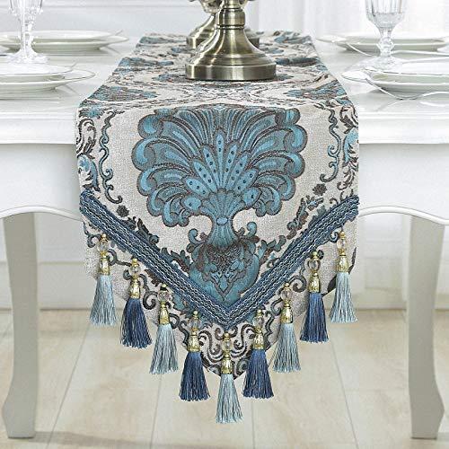 XYZDY Tischläufer, Platzsets Abwaschbar rutschfest Tischdecken,für Drinnen und Draußen, Küche...