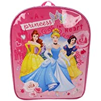 Disney Princess Childs Children's Backpack, 31 cm, 1.3 L, Pink