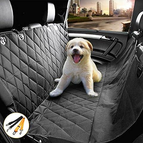 Morpilot Housse de siège auto de chien universelle(147cm x 137cm)/