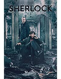 Poster Sherlock (Destruccion)