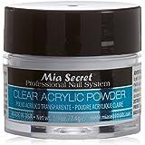 Mia Secret acrílico Nail Art polvo, transparente 7,5ml