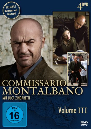 »Il Commissario Montalbano: Box 3 (9-12)«