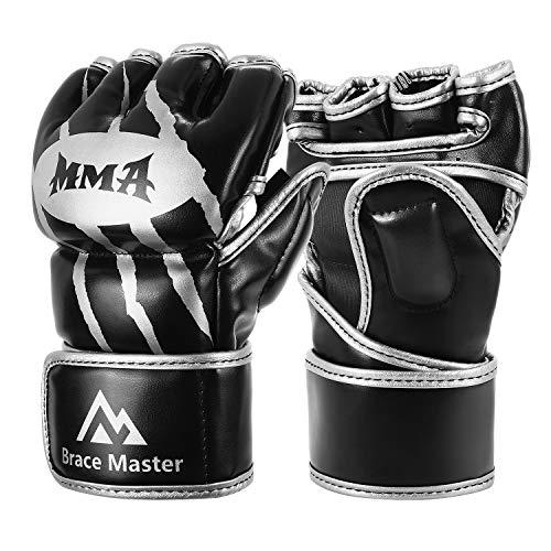 Brace Master DG Series Guantes MMA Bolsa