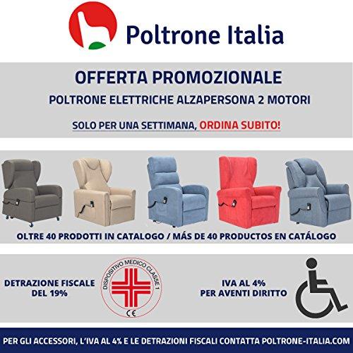 Poltrone Relax Italia.Poltrone Italia Com Poltrone Elettriche Alzapersona