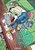 """Afficher """"La fille du temple aux chats n° 1"""""""