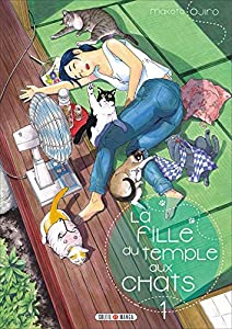 La Fille du Temple aux Chats Edition simple Tome 1