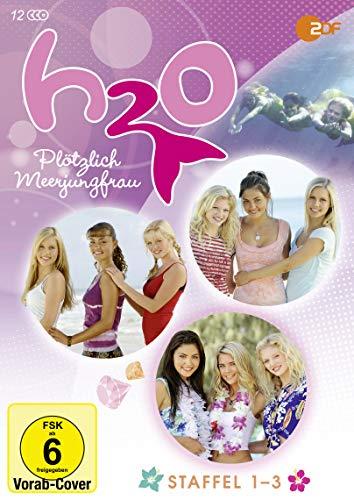 H2O - Plötzlich Meerjungfrau - Die komplette Serie [12 DVDs] (Meerjungfrau Dvd)
