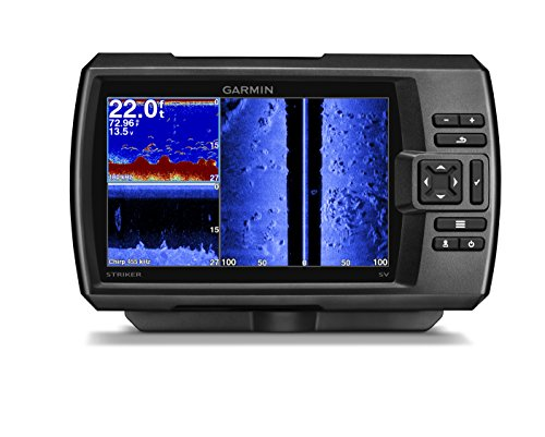 Gps Garmin Fishfinder (Garmin Striker 7SV Fishfinder PWR DATA CBL Tilt – Navigators)