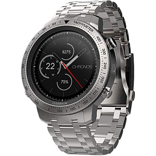Garmin Fenix Chronos - Leather